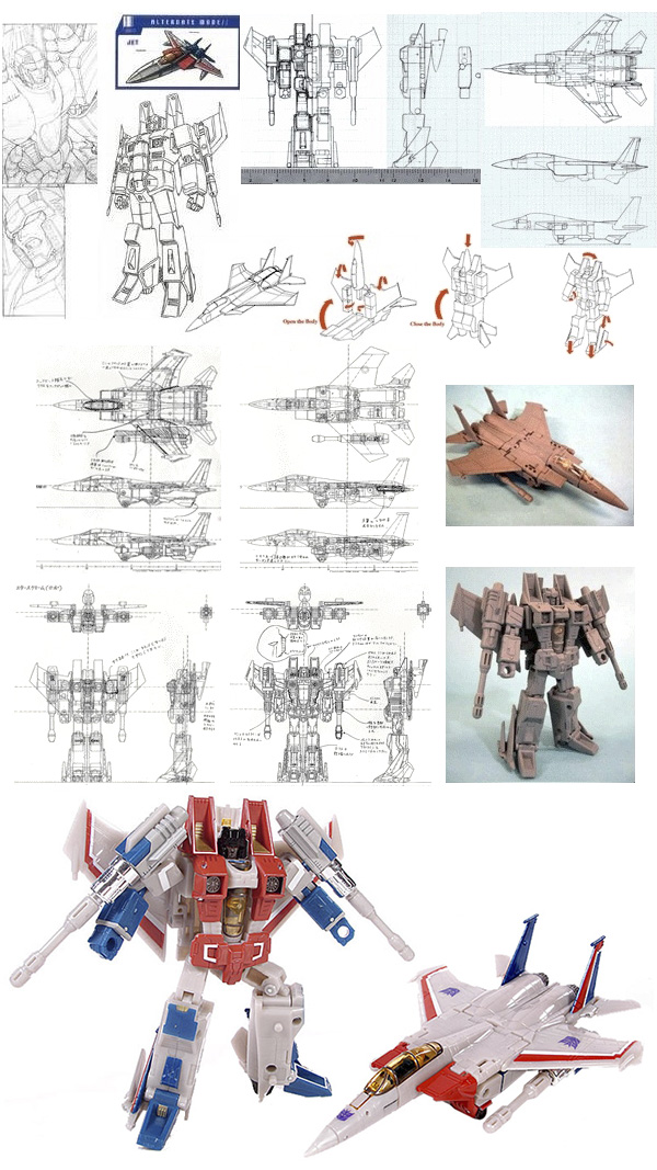 Henkei Starscream process